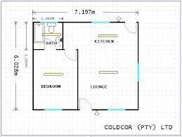1 Bedroom House Floor Plans Amazing 11 CapitanGeneral