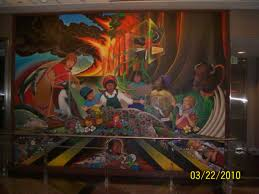 Denver Colorado Airport Murals by Index Of Images4 Denver Airport March 2010