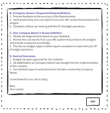 Sales Email Template 17b