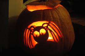 Nightmare Before Christmas Pumpkin Template by Pumpkin Carving Stevescape