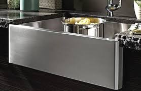 Top Mount Farmhouse Sink Stainless by Kitchen Good Looking Farmhouse Stainless Kitchen Sinks Lowes