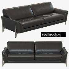 100 Roche Bobois For Sale REFLEXION LARGE 3SEAT SOFA 3D Model