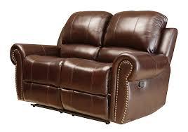 Sams Club Leather Sofa And Loveseat by Amazon Com Abbyson Mercer Reclining Italian Leather Loveseat