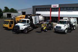 New, Used & Rental Municipal Equipment | Municipal Equipment Dealer