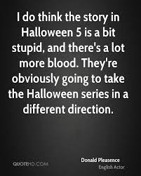 Donald Pleasence Halloween 5 by Donald Pleasence Quotes Quotehd