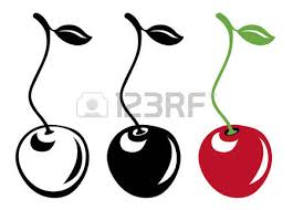 31 038 Sweet Cherry Stock Vector Illustration And Royalty Free