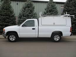 100 Used Gmc Truck 2000 GMC Sierra 1500 4x4 Fiberglass Service Topper Hydraulic
