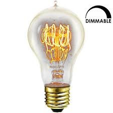 luxrite lr20862 40 watt incandescent filament a19 light bulb