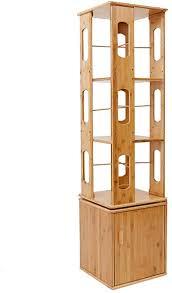 de diy cabinet bambus bücherregal wohnzimmer 360º