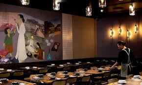 Au Lac Woden Dining