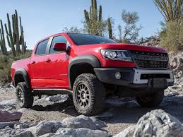100 Chevy Truck Manual Transmission 2019 Chevrolet Colorado And GMC Canyon Ditch The