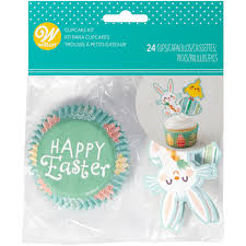 Happy Easter Cupcake Kit