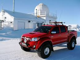 Toyota Hilux Invincible AT38 Truck That BBC TopGear Took To The ...