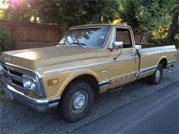 100 70 Gmc Truck 19 GMC Pickup For Sale ClassicCarscom CC1122985