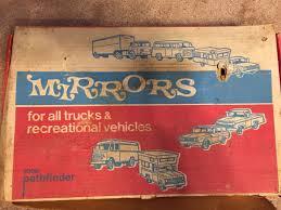 Vintage Pathfinder West Coast Mirrors