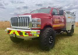 100 Brush Trucks 2020chevysilveradohd6500internationalcvfirebrush