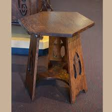 Charles Stickley Rocking Chair by Stickley Brothers Model 111 Table For Sale Dalton U0027s American