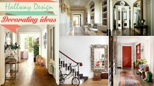 how to decorate a wide hallway decorating ideas small