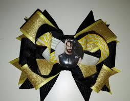 Wwe Divas Cake Decorations by Wwe Wrestling Seth Rollins Hair Bow With Alligator Clip