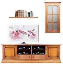 tv möbel vitrine brett für wohnwand im stil möbel klassisch