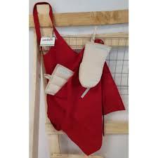 maniques cuisine cuisine tablier gants maniques daregreen vêtements en chanvre