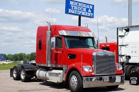 100 Michigan Truck Equipment 2012 FREIGHTLINER CORONADO DAYCAB FOR SALE 576535