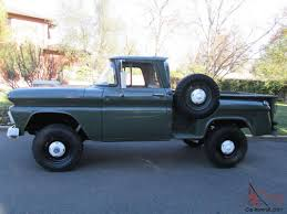 100 64 Gmc Truck Original Paint California Rust Free RARE Survivor 60 62 63 GMC