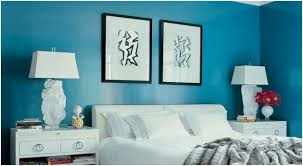 Turquoise Bedroom Wall Paint