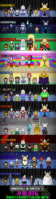 Undertale AU List 2 Electric Boogaloo CLOSED By Toreodere
