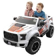 100 Power Wheel Truck S Ford F150 Raptor Electric Battery Ride On Kids Children