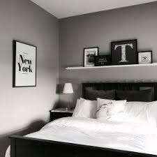 40 fabulous black and white bedroom design that inspire