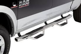 100 Nerf Bars For Trucks Go Rhino Dominator D4 Dual Step Free Shipping