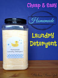 Homemade Laundry Detergent By FabulousFarmGirl Its Cheap Easy And The Best