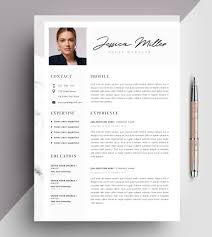 Professional Resume Template, CV Template Editable In MS Word And Pages,  Instant Digital Download, Size A4 And US Letter 2019 Bestselling Resume Bundle The Benjamin Rb Editable Template Word Cv Cover Letter Student Professional Instant 25 Use Microsoftord Free Download Microsoft Contemporary Executive Of Best Templates For Healthcare Registered Nurse Standard 42 New Creative Design References Natasha Format Sample Resume Samples Microsoft Mplate Word In Ms And Pages Digital Size A4 Us Cv Format In Ms Free Downloadable