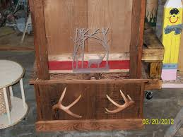 Wooden Gun Cabinet With Etched Glass by Ffa Projects Welcome