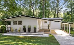 100 Modern Houses Midcenturymodern Houses Are In Demand In Atlantaand At A