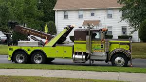 Center Towing & Truck Repair, Milford CT - Kenworth W900 W ...