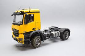 100 German Trucks Construction Truck Conversion Kit 124 AN Model