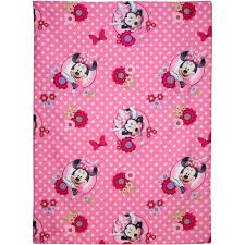 Minnie Mouse Queen Bedding by Disney Minnie Mouse Bow Power 4 Piece Toddler Bedding Set
