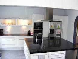 cuisine am駻icaine avec ilot central cuisine bain dressing parquet cuisine americaine avec ilot central