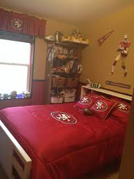 49ers Room If I Had A Baby Boy His Would Be All Niners