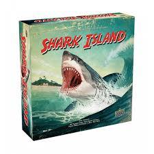 Shark Island Board Game