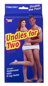 Hilarious Halloween Jokes For Adults by Amazon Com Undies For Two New Box Toys U0026 Games
