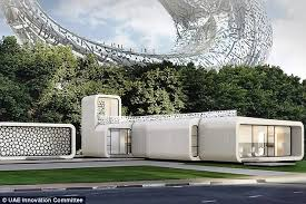 Stunning Dubai Has Described The Proposed Office As Most Advanced 3 D