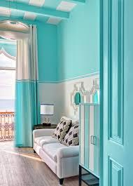 Tiffany Blue Living Room Ideas by Bela Vista Hotel Blue Spa Hotel Room Onde A Je Suis Gostava