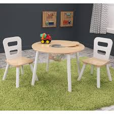 KidKraft Round Table & 2 Chair Set; Natural & White 27027 Activity ... Kidkraft Farmhouse Table And Chair Set Natural Amazonca Toys Nantucket Kids 5 Piece Writing Reviews Cheap Kid Wood And Find Kidkraft 21451 Wooden 49 Similar Items Little Cooks Work Station Kitchen By Jure Round Ding Vida Co Zanui Photos Black Chairs Gopilatesinfo Storage 4 Hlighter Walmartcom Childrens Sets Webnuggetzcom Four Multicolored