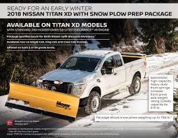 Nissan Titan XD Snow Plow Package Is Ready For A White Christmas ... Nv Cargo Van Performance V6 V8 Engines Nissan Usa 2018 Titan Reviews And Rating Motortrend 2019 New Gmc Canyon Crew Cab Long Box 4wheel Drive Slt 4d 2017 Titan Pro 4x Project Truck Youtube Difference Xd Fullsize Pickup With Engine Rivian R1t The Worlds First Offroad Electric Cheap Jeep Military Find Deals On Line At Amazoncom Meguiars G7516 Endurance Tire Gel 16 Oz Premium Debuts Pro4x Frederick Blog Ford Ranger Will Offer Yakima Accsories Motor Trend