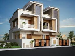 100 Contemporary Duplex Designs A Twin Bungalows Row Housing In 2019 Row House Design Bungalow