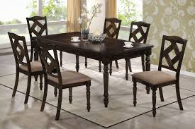 Dining Room Sets Walmart by Dining Room Black Leather Chairs And Elegant Table By Dinette