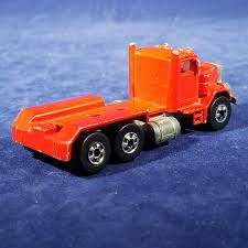 Hot Wheels Hammer Down Semi Truck Red Diecast – Peterbilt (1980 ... Semi Truck Diecast Models Walmart Colctible Toy Semi Truck Cab And Trailer 153 Precision Welly 132 Kenworth W900 Tractor Trailer Model Lvo Vn780 With Long Hauler Newray 14213 Remote Control Ardiafm Trucks Save Our Oceans Fs 164 Arizona Model Trucks Diecast Tufftrucks Australia Ertl Kenworth Country Skillet Double E Rc 120 Scale 24g Flatbed Semitrailer Eeering Pin By Robert Howard On Die Cast Toys Pinterest Trucks Amazoncom Newray Intertional Lonestar Radioactive